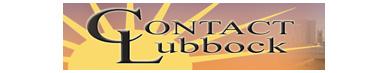 Contact Lubbock, Inc Logo